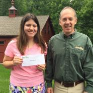 Lawn Tech Scholarship Fund Winner - Isabella DeStefano